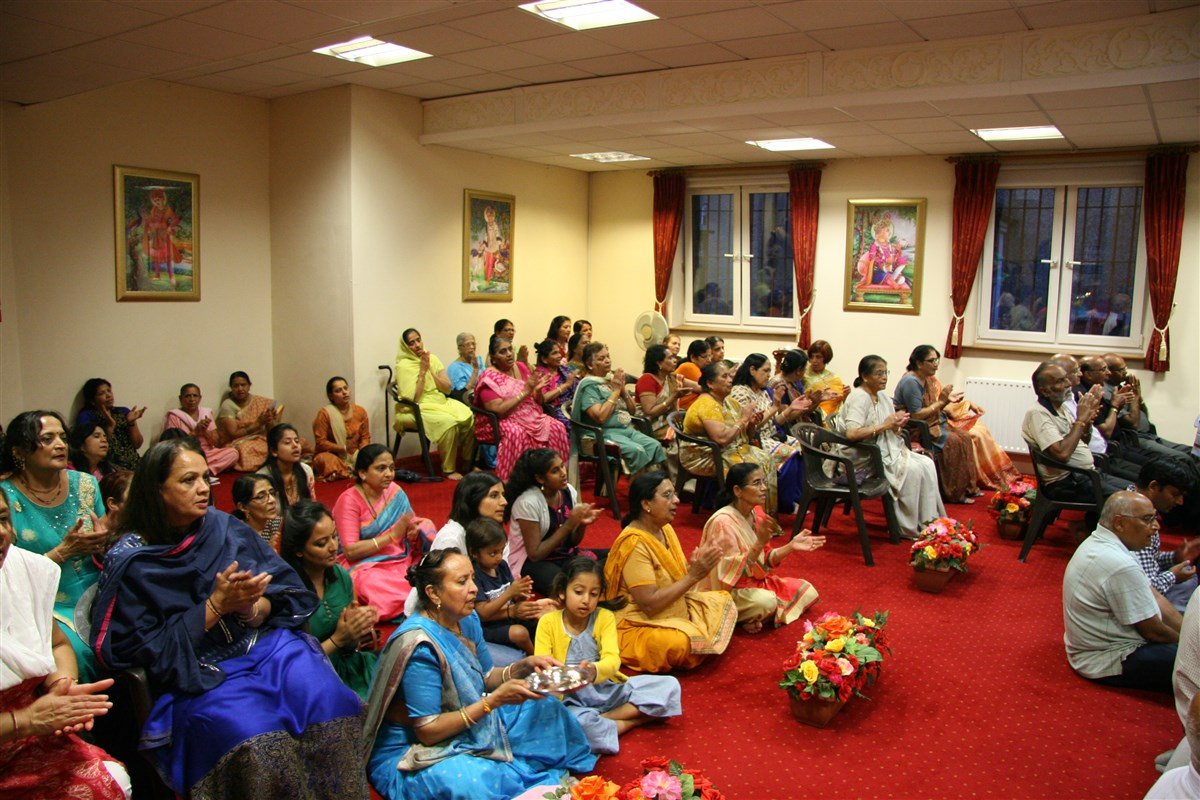Chaturmas Parayans, Southend-on-Sea, UK