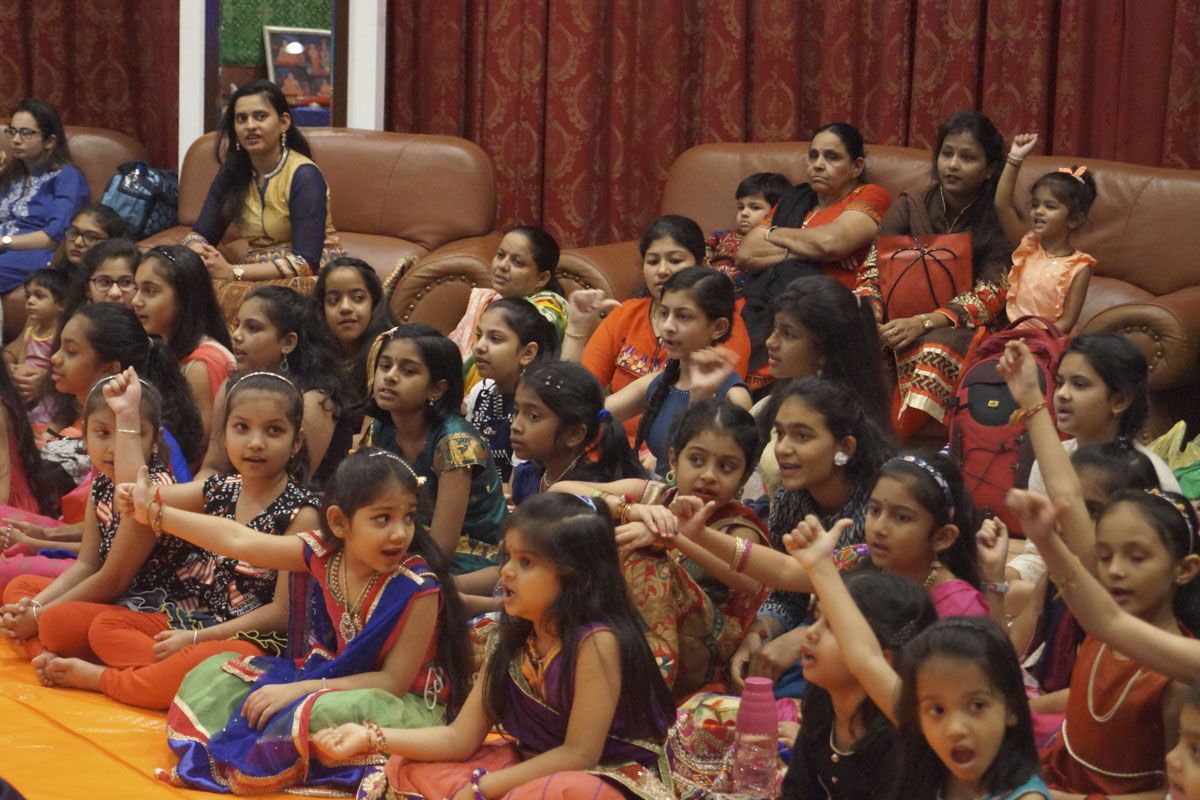 Janmashtami Celebration 2018, Dubai