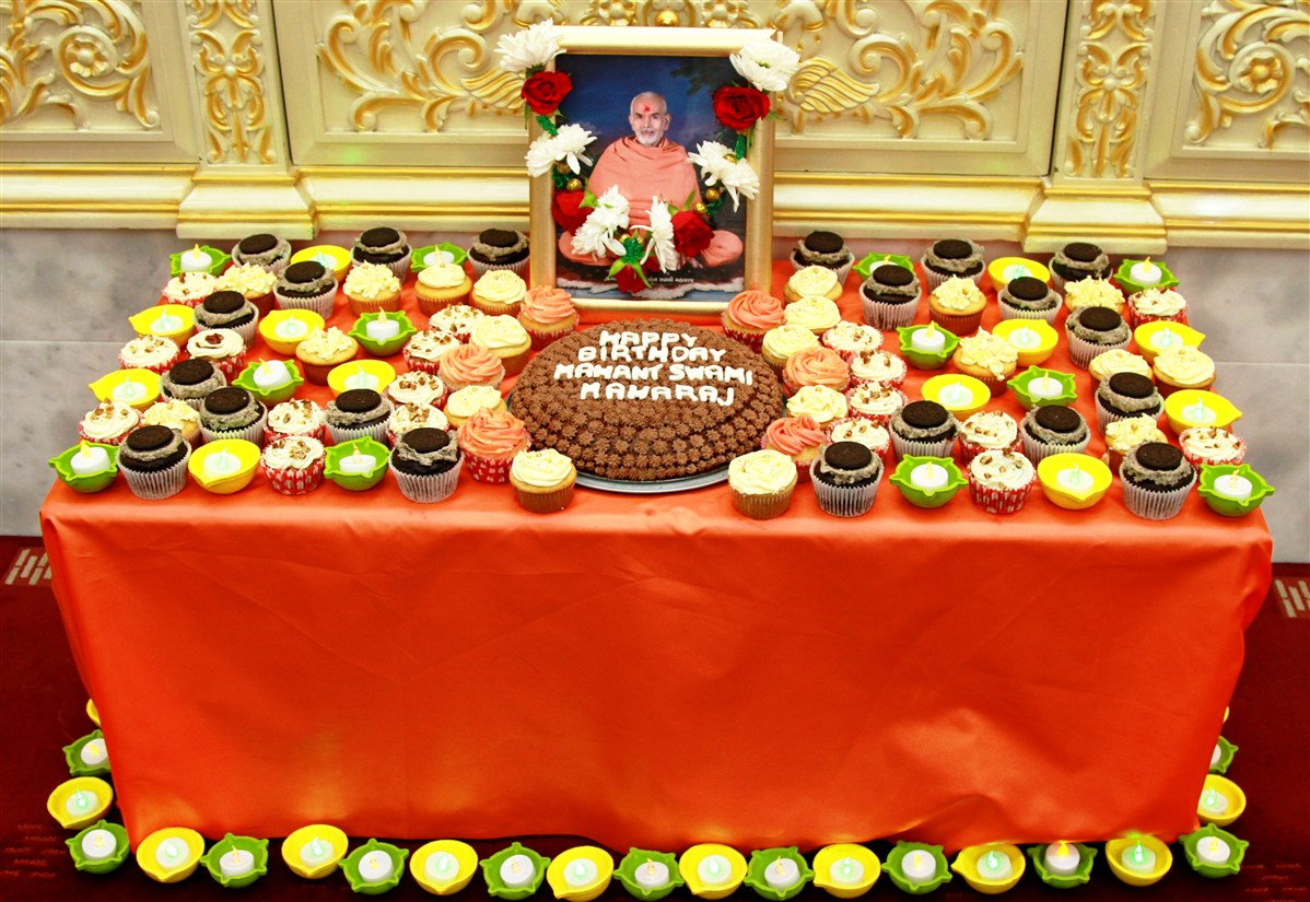 Mahant Swami Maharaj Janma Jayanti Celebrations, Coventry, UK