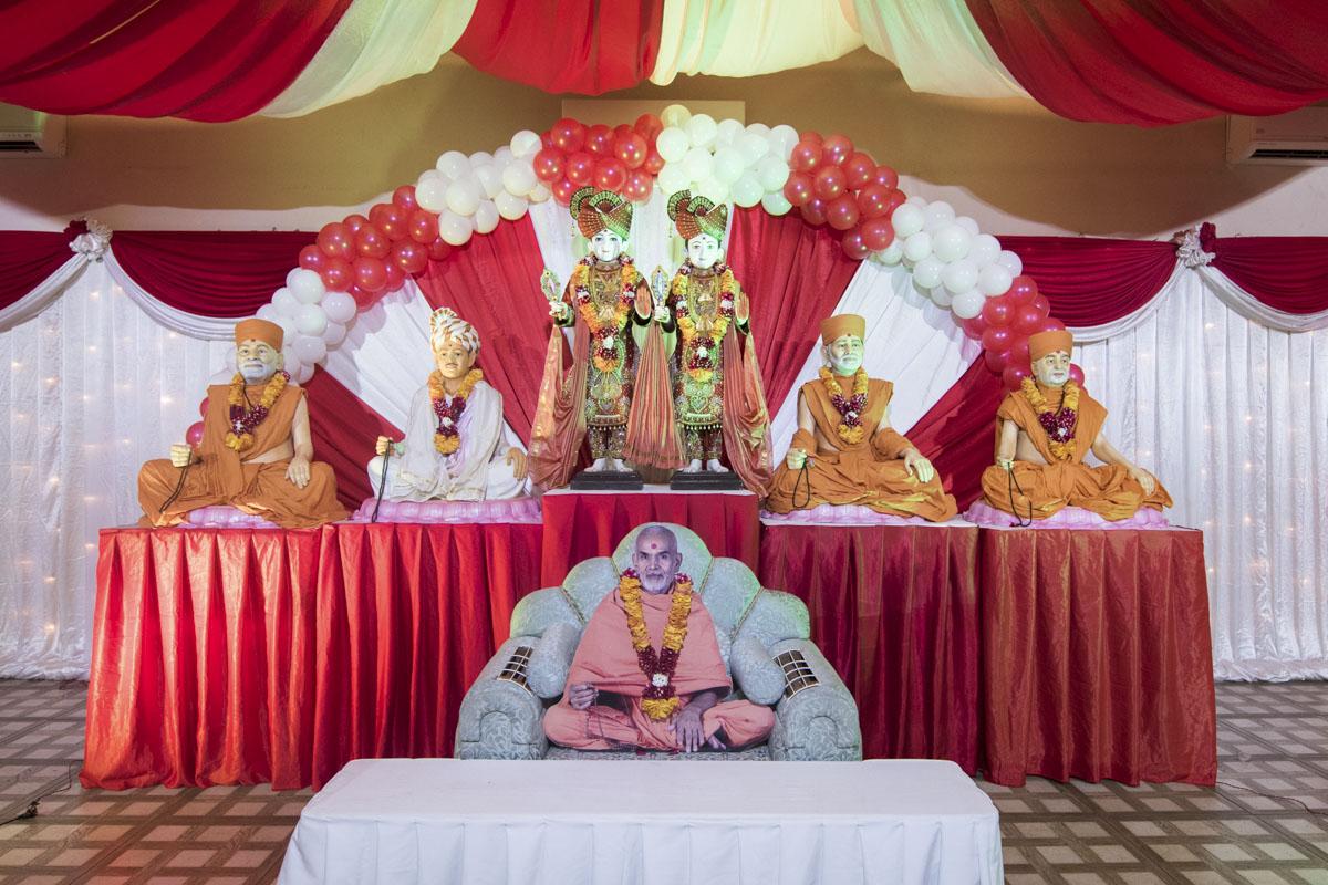 85th Birthday Celebration Of Pragat Brahmaswarup Mahant Swami Maharaj Dar Es Salaam Tanzania