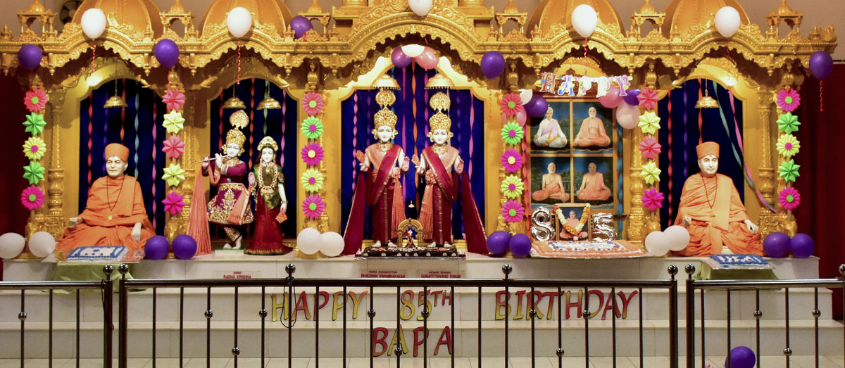 85th Birthday Celebration of Pragat Brahmaswarup Mahant Swami Maharaj, Kisumu
