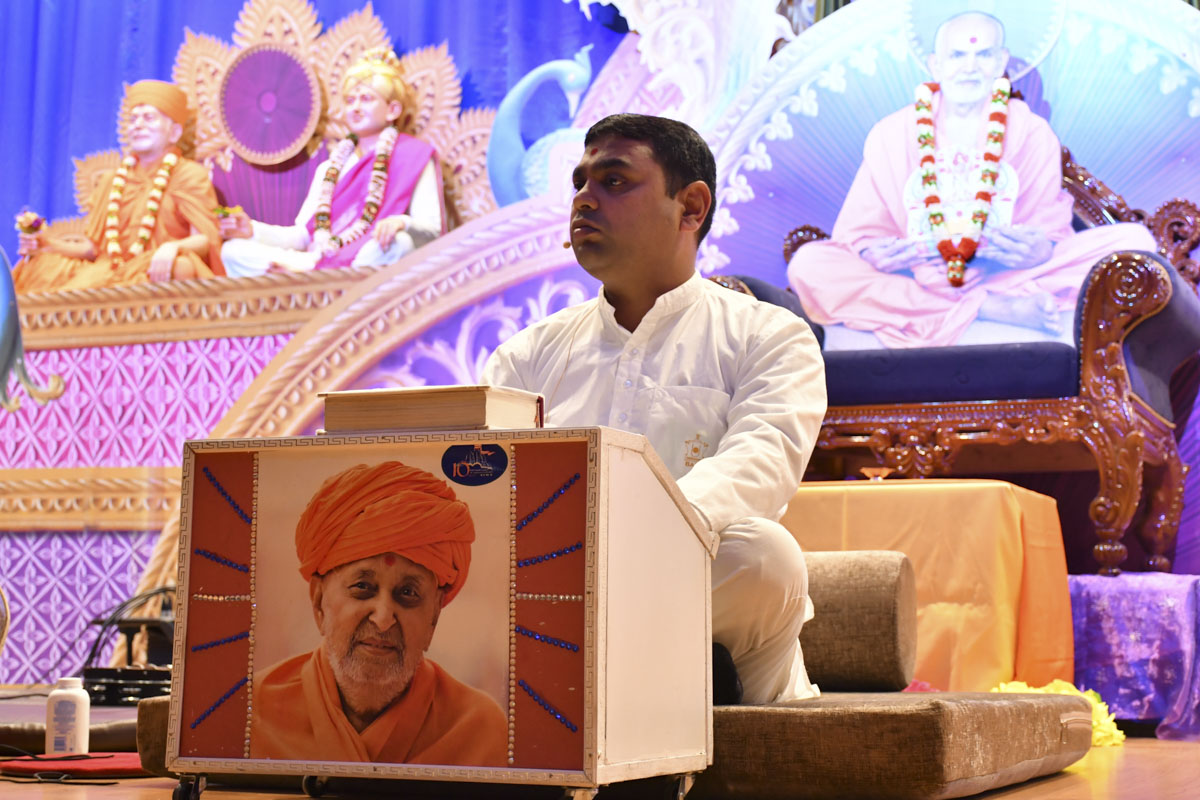 85th Birthday Celebration of Pragat Brahmaswarup Mahant Swami Maharaj, Lenasia