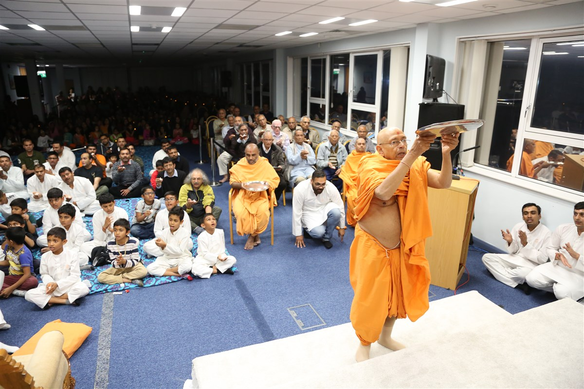 Mahant Swami Maharaj Janma Jayanti Celebrations, South London, UK