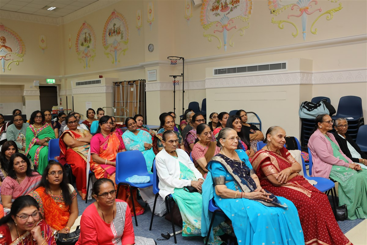 Mahant Swami Maharaj Janma Jayanti Celebrations, Wellingborough, UK