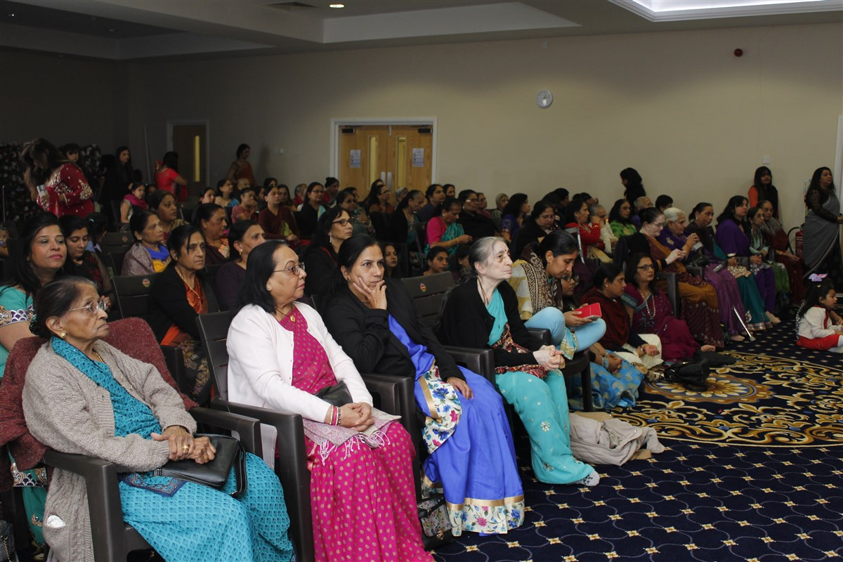 Mahant Swami Maharaj Janma Jayanti Celebrations, Preston, UK