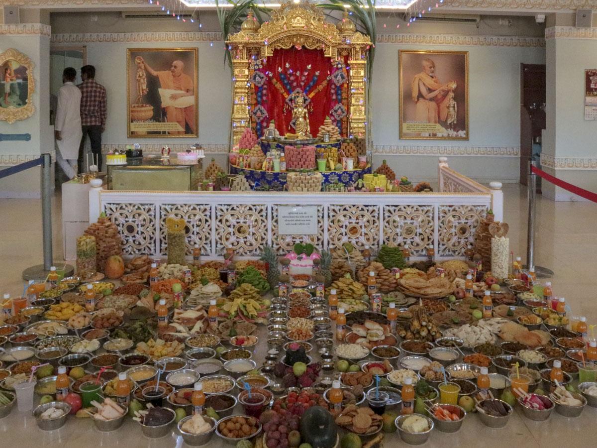 BAPS Shri Swaminarayan Mandir - Bhavnagar - News
