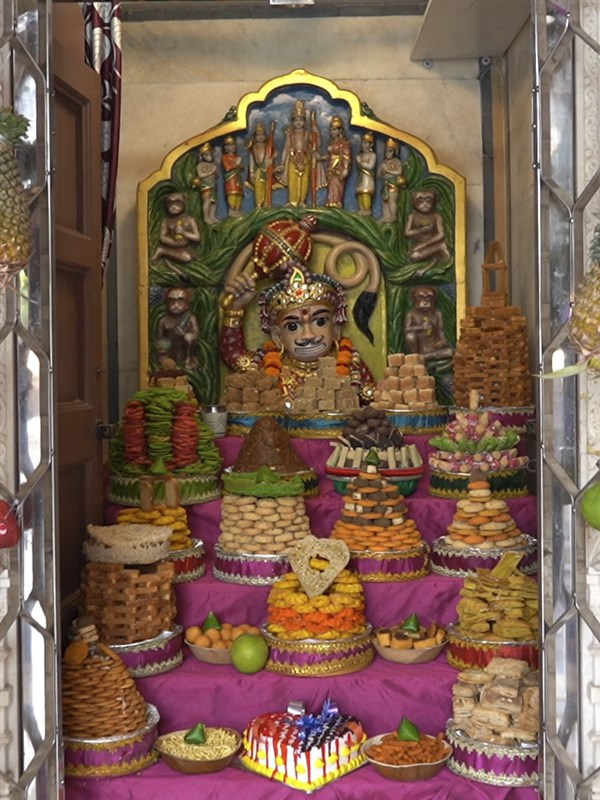 Diwali and Annakut Celebrations 2018, Ahmedabad