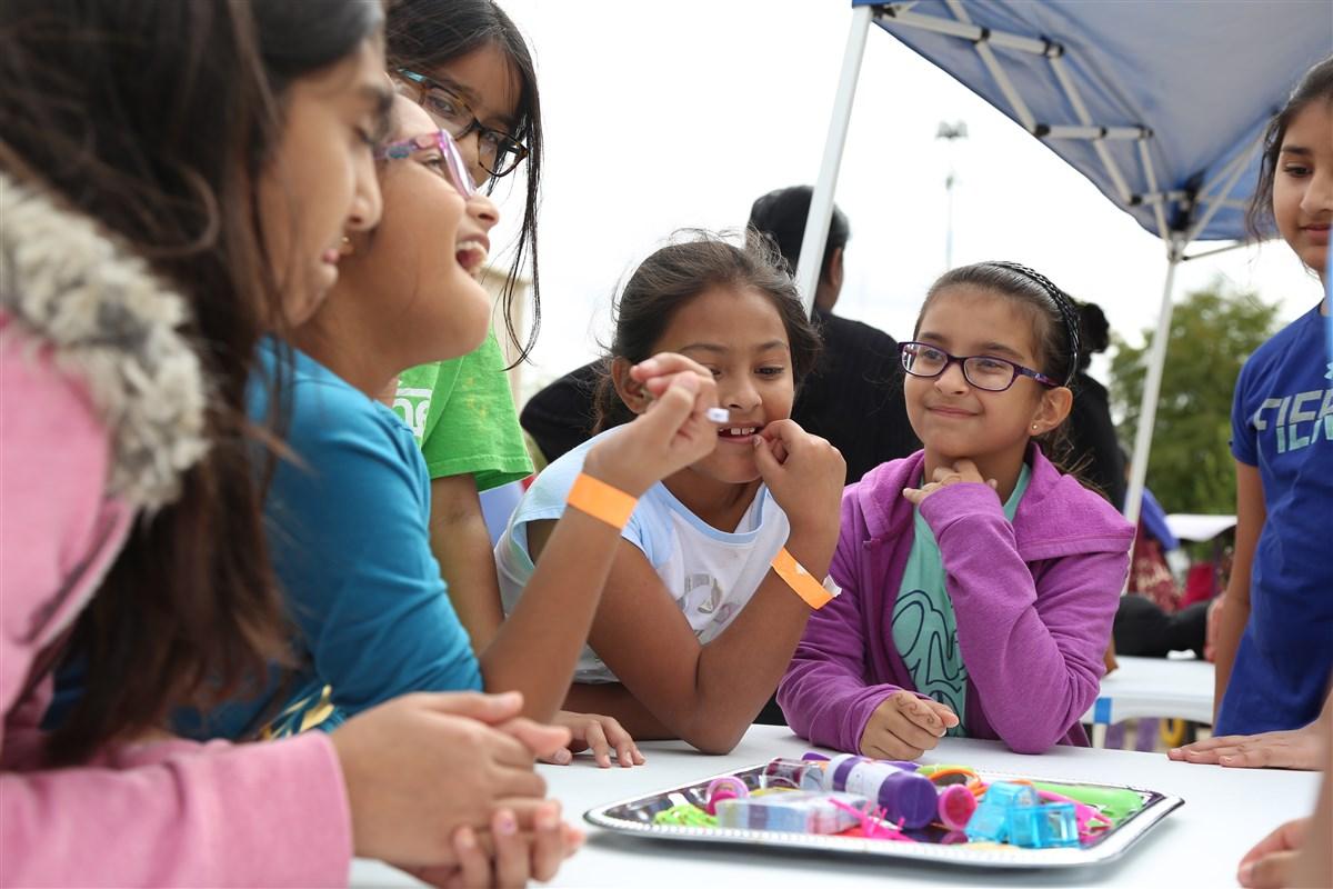 Kids Diwali Celebration 2018 San Antonio Tx Usa