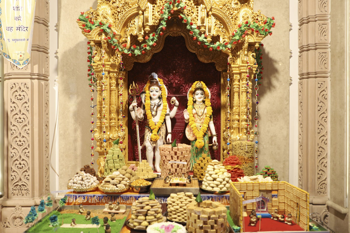 Diwali and Annakut Celebrations 2018, Pune