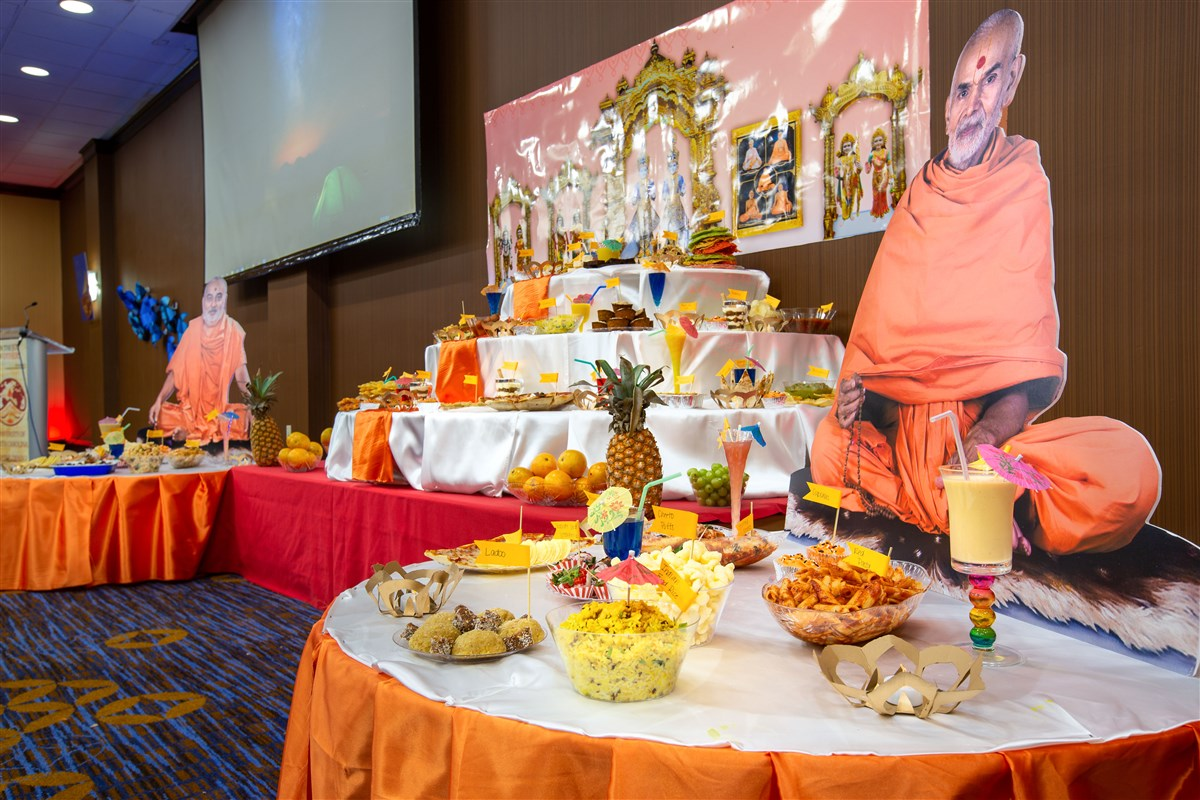 BAPS Campus Diwali Celebration at University of South Carolina
