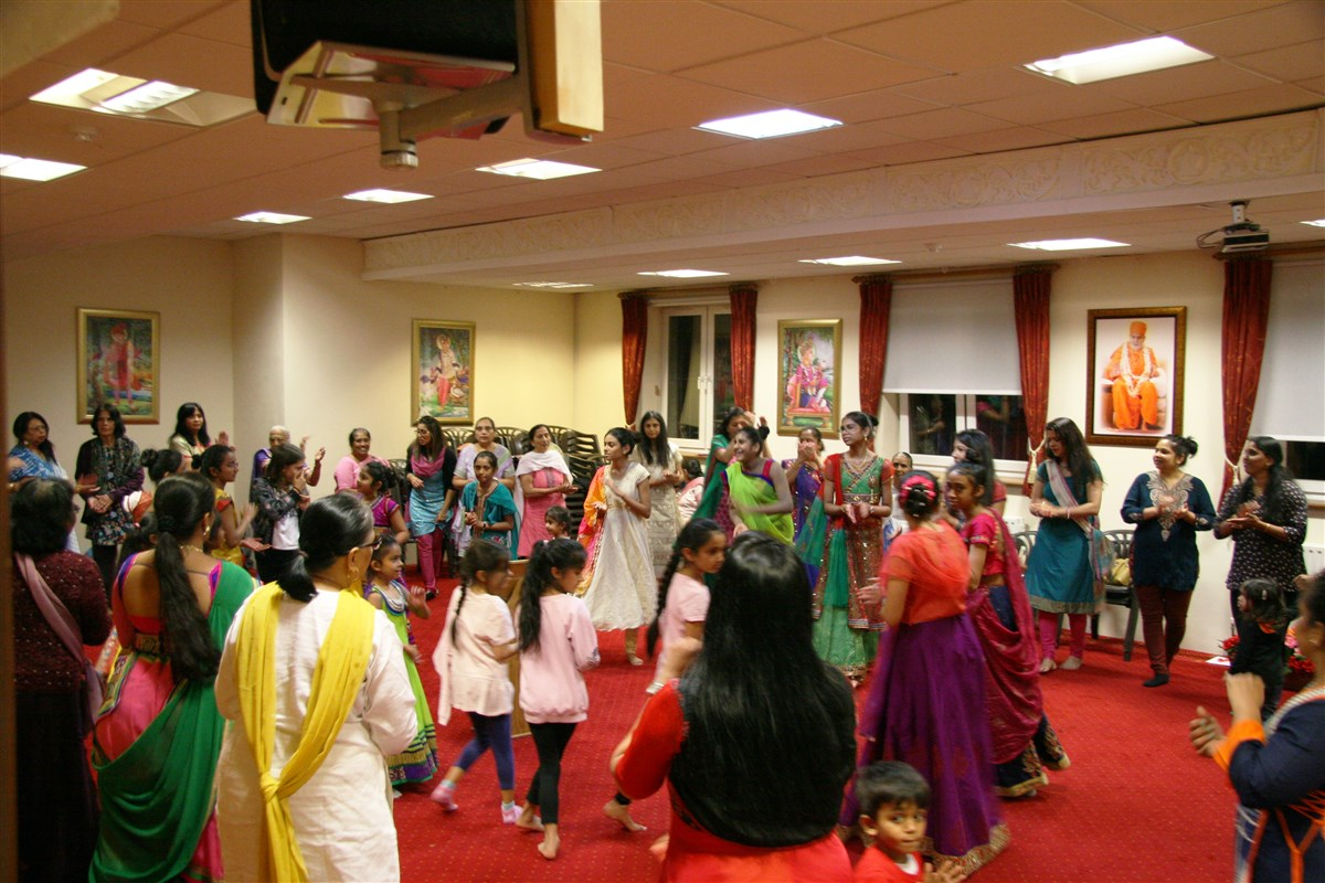 Mahant Swami Maharaj Mahila Janma Jayanti Celebrations, Southend-on-Sea, UK