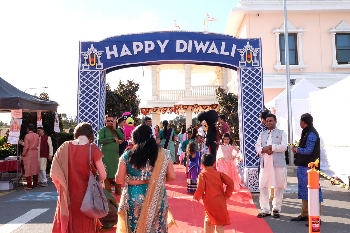 Diwali and Annakut Celebrations 2018, Adelaide