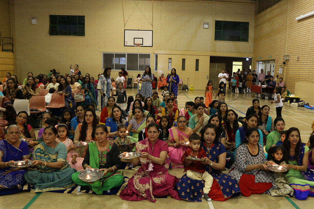 Diwali and Annakut Celebrations 2018, North Adelaide