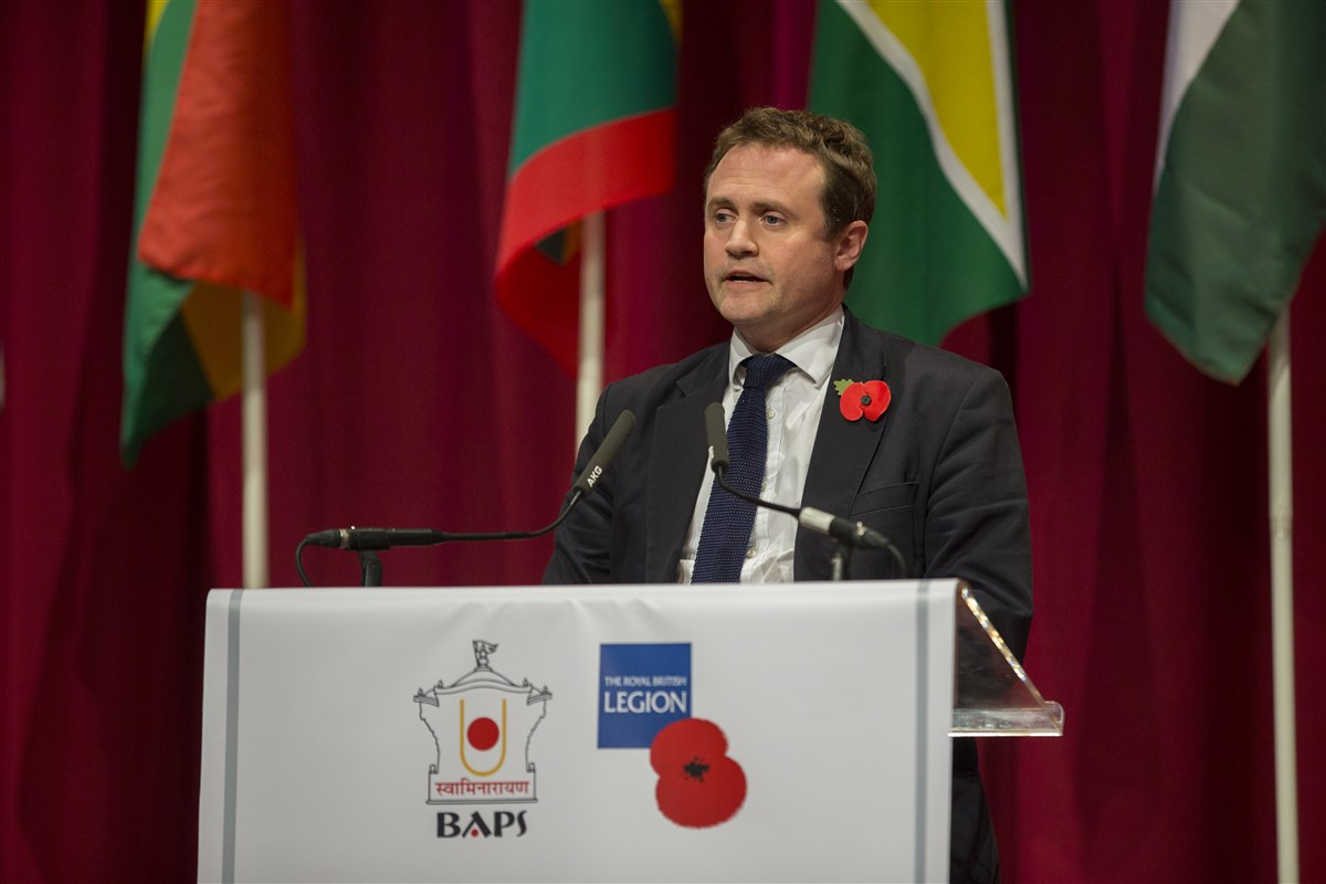 Rt. Hon. Tom Tugendhat MP <br>Chair of Foreign Affairs Select Committee