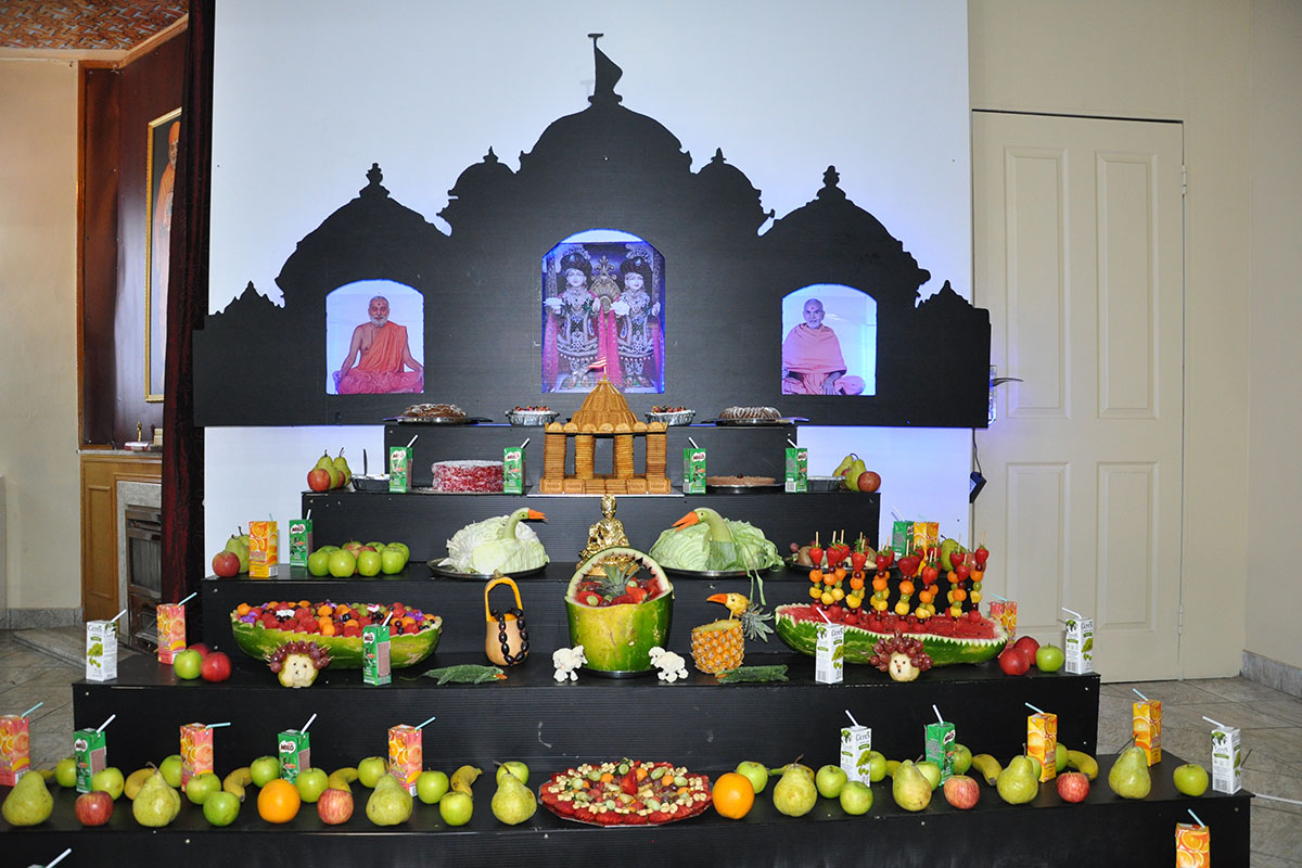 Diwali and Annakut Celebrations 2018, Laudium