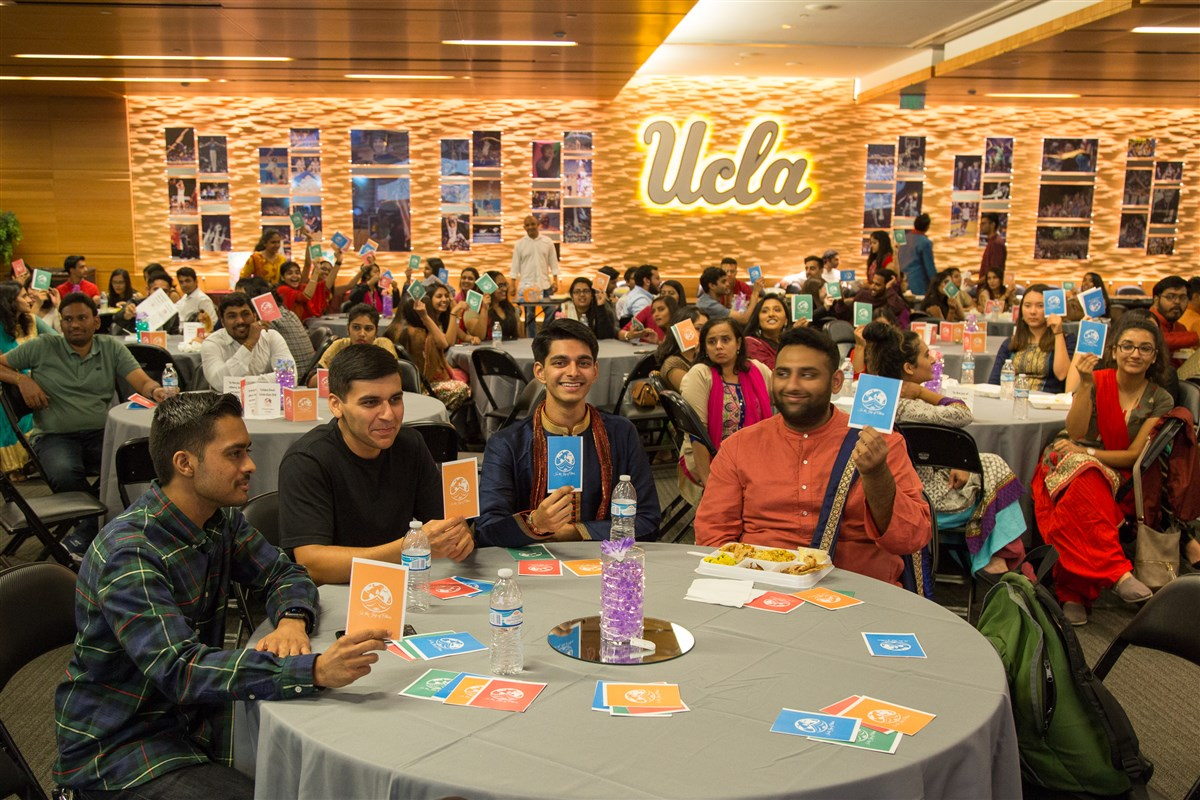 BAPS Campus Diwali Celebration at the University of California, Los Angeles