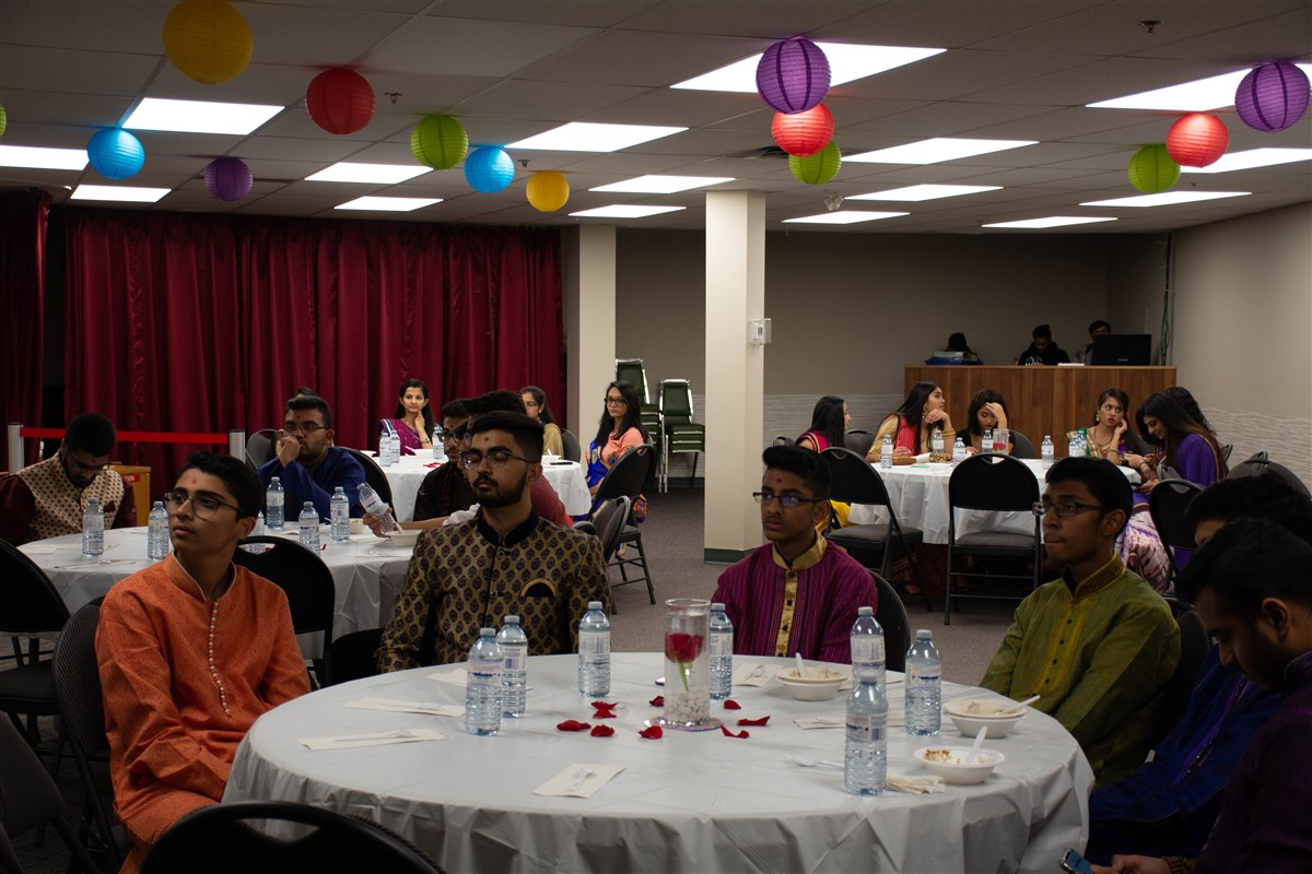 BAPS Campus Diwali Celebration at University of Calgary and Mount Royal University