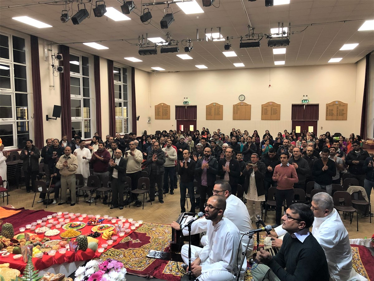 Diwali & Annakut Celebrations, Watford, UK