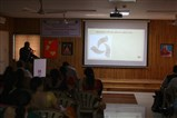 GOAL SETTING  TRAINING By school management committee  member Mr. Sanjay Patel