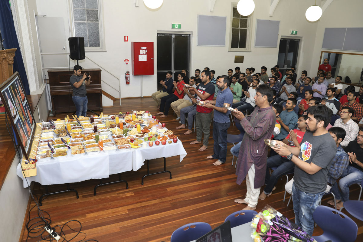 University Campus Diwali  Celebrations by BAPS, Sydney