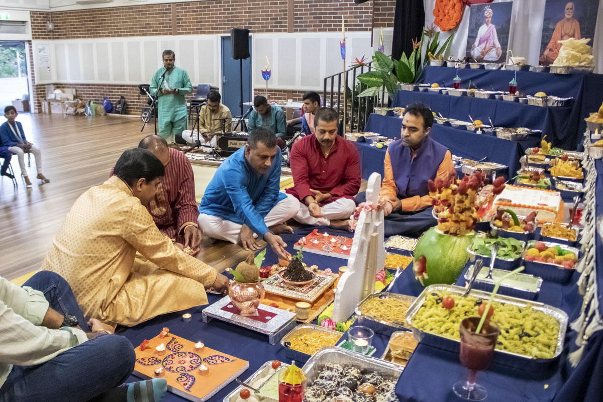 Diwali and Annakut Celebrations 2018, Liverpool, Sydney