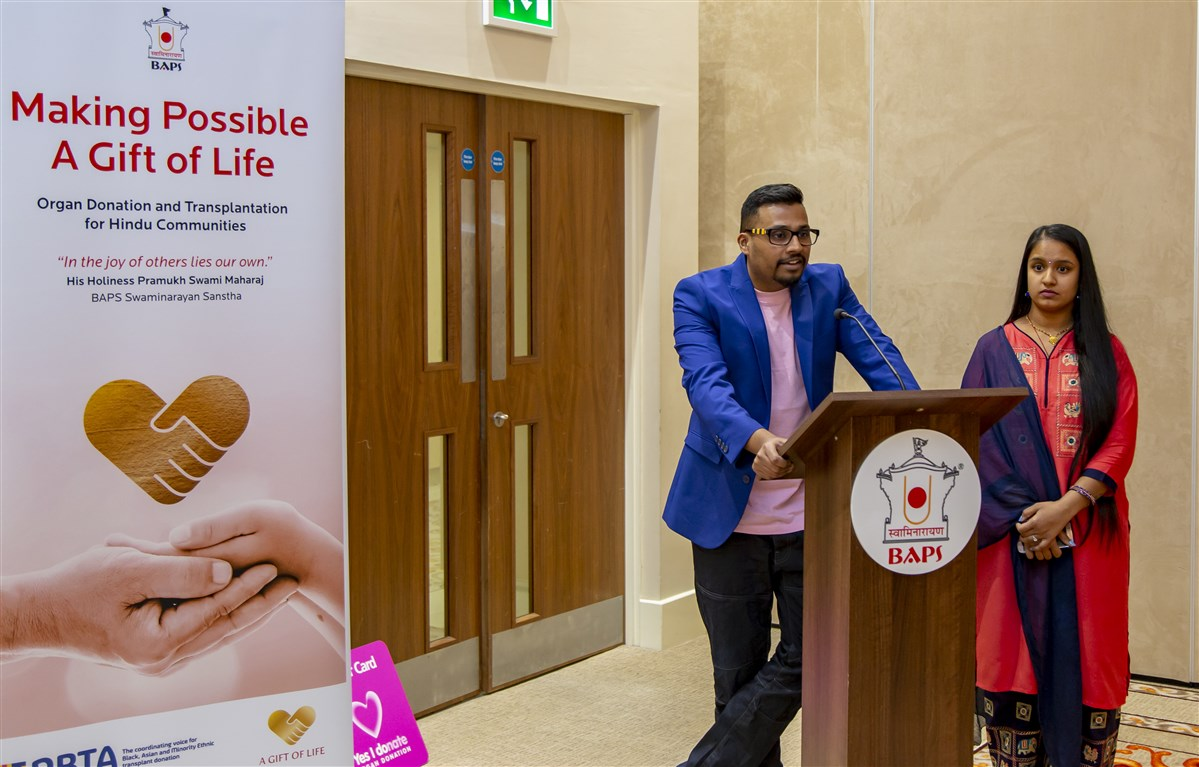 Living Organ Donation Conference, Leicester, UK