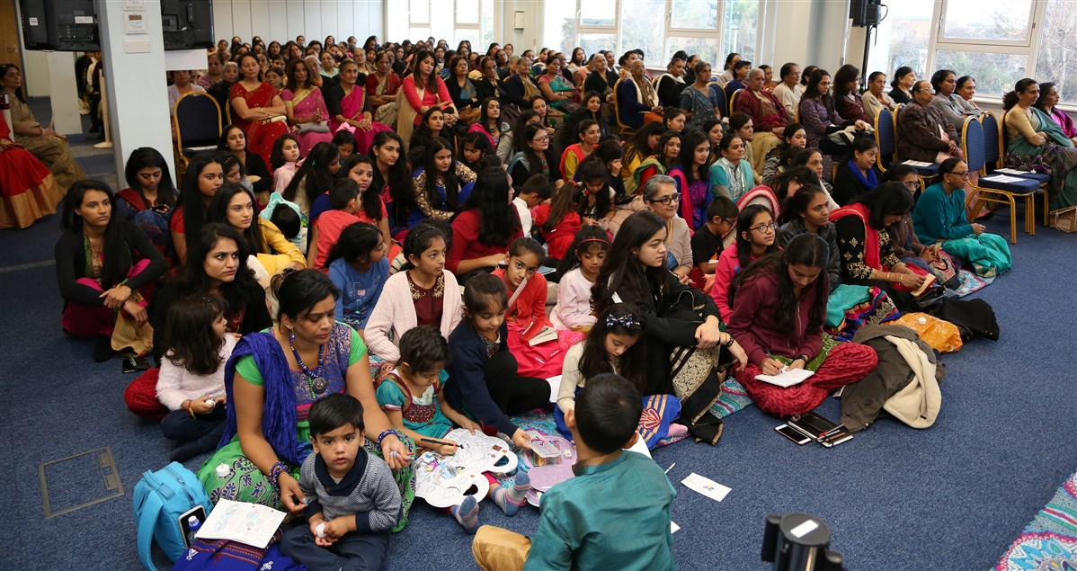 Pramukh Swami Maharaj Janma Jayanti Celebrations, South London, UK