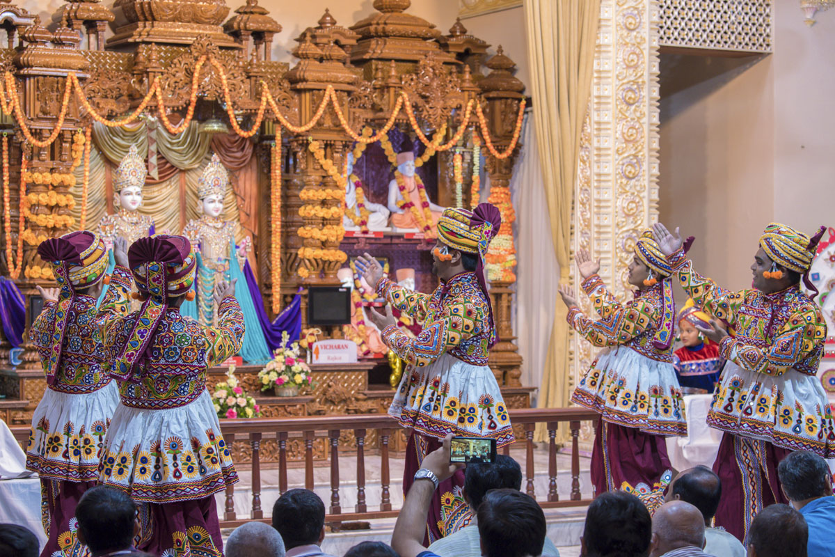 98th Birthday Celebration of Brahmaswarup Pramukh Swami Maharaj, Dar-es-Salaam