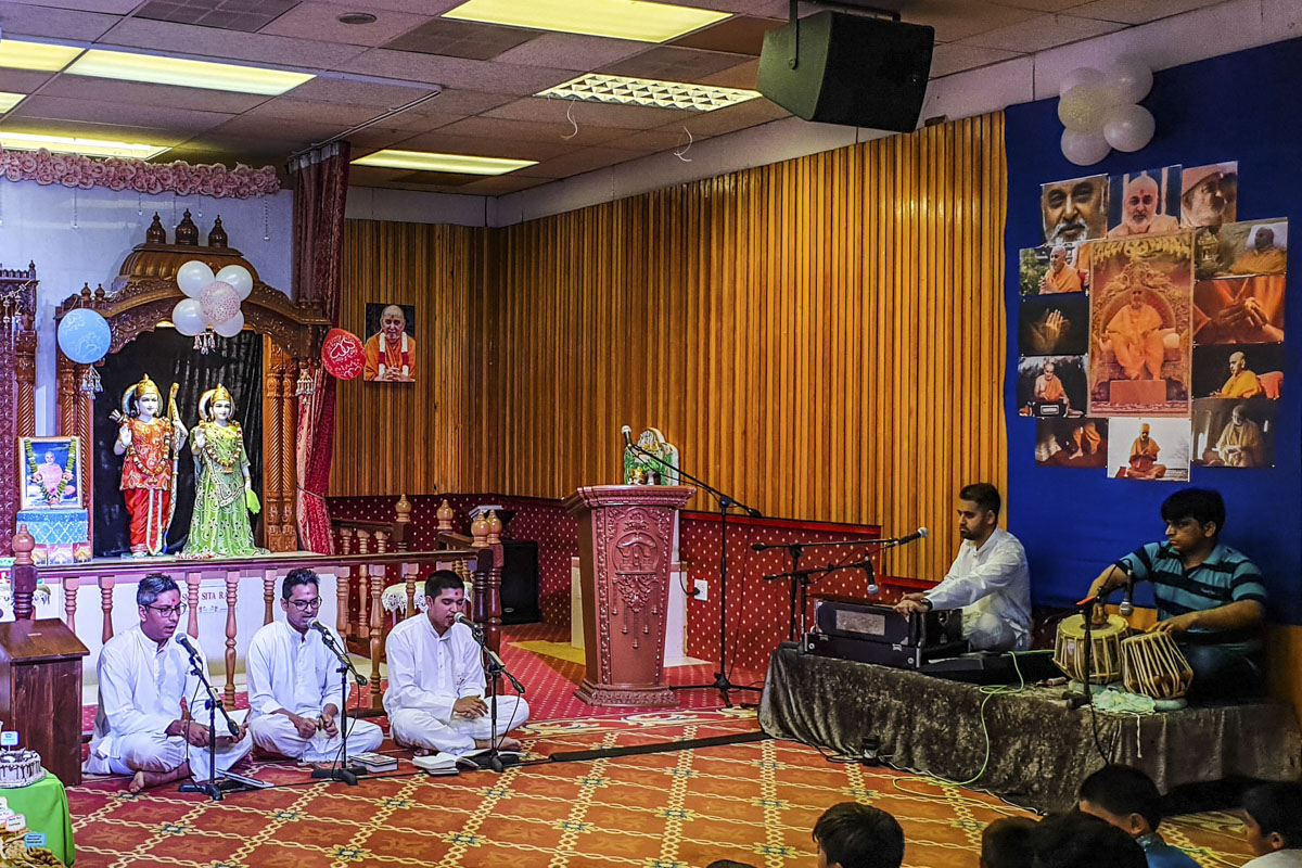 98th Birthday Celebration of Brahmaswarup Pramukh Swami Maharaj, Durban