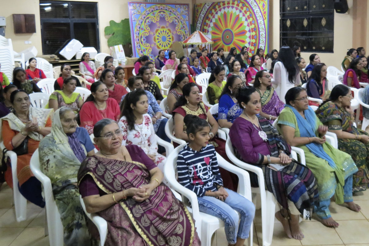 98th Birthday Celebration of Brahmaswarup Pramukh Swami Maharaj, Jinja