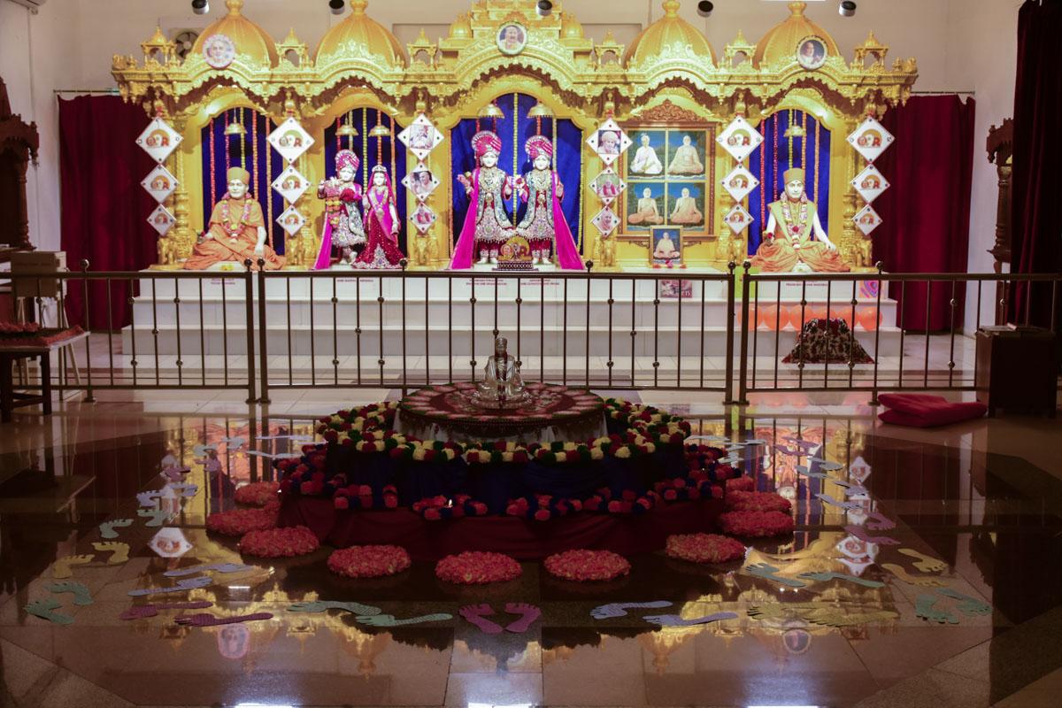 98th Birthday Celebration of Brahmaswarup Pramukh Swami