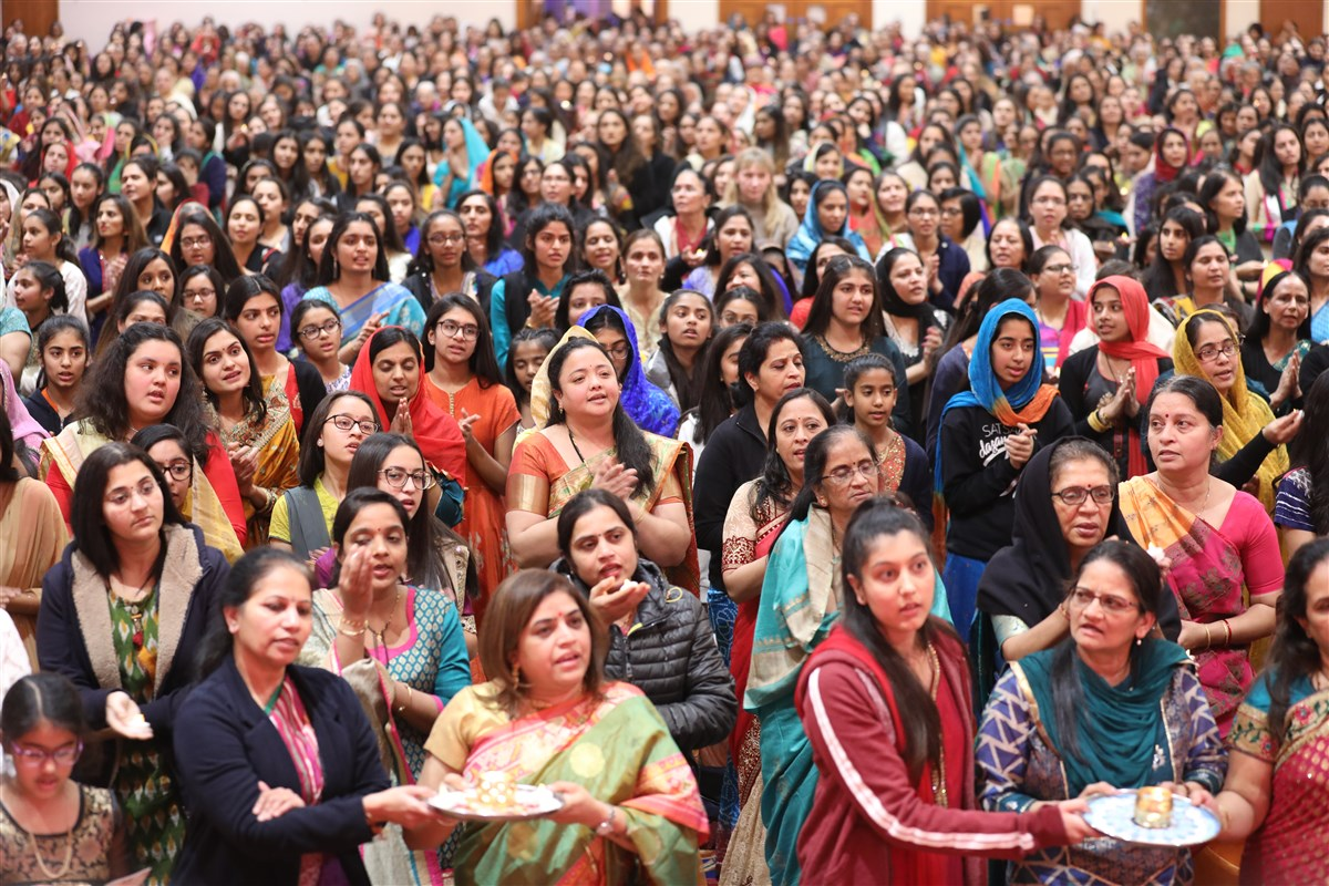 Pramukh Swami Maharaj Janma Jayanti Celebrations, London, UK