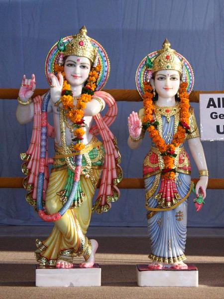 Murtis to be consecrated at new BAPS Swaminaryan Mandir, Albany, USA