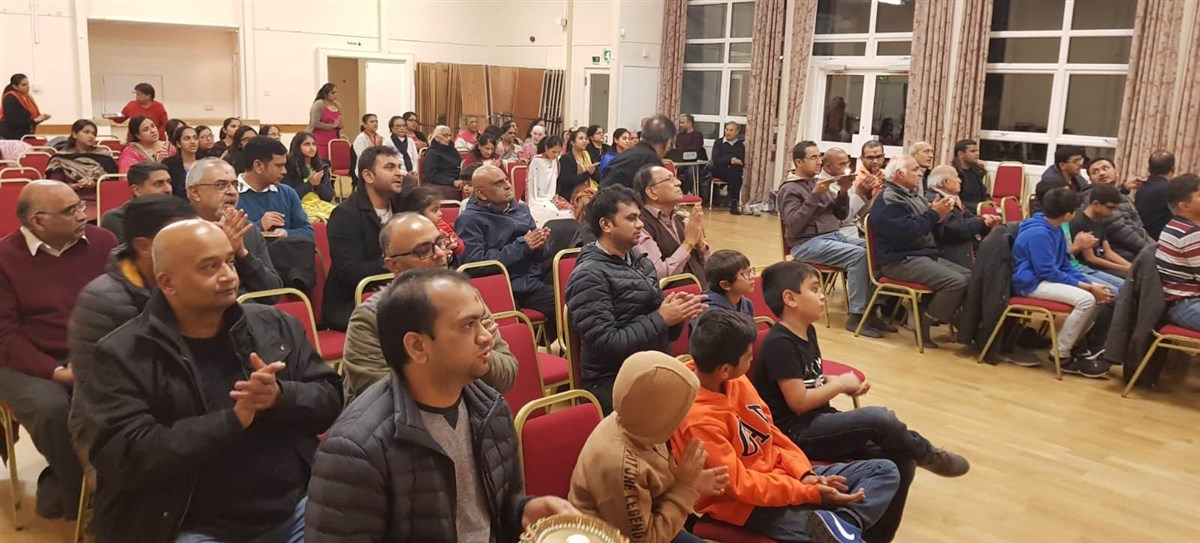 Pramukh Swami Maharaj Janma Jayanti Celebrations, Reading, UK