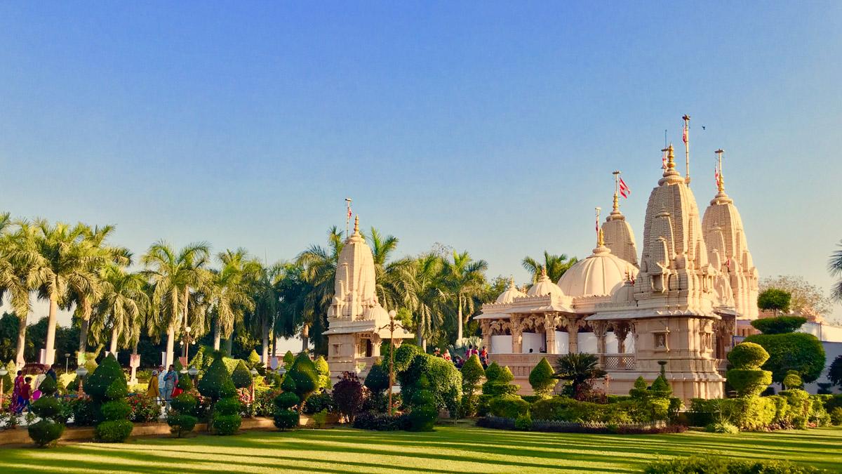 31 January 2019 - HH Mahant Swami Maharaj's Vicharan ...