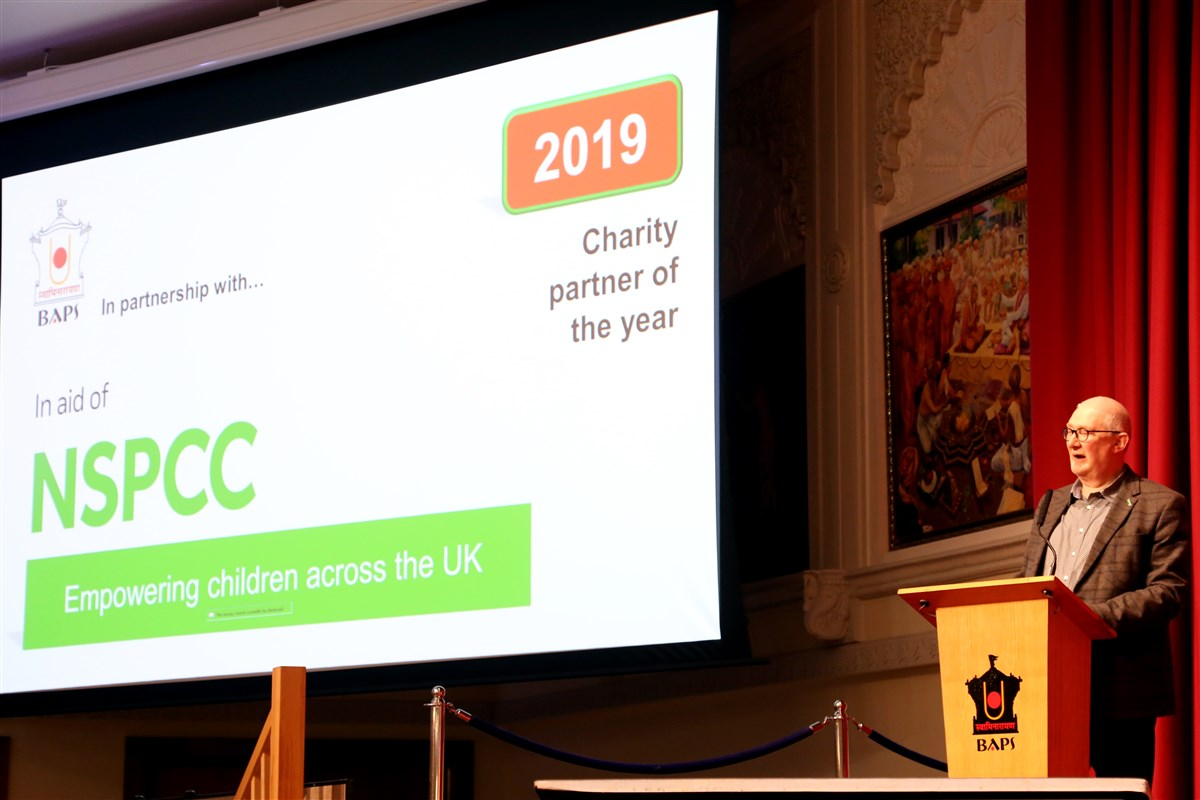 Annual Charity Challenge Launch with NSPCC
