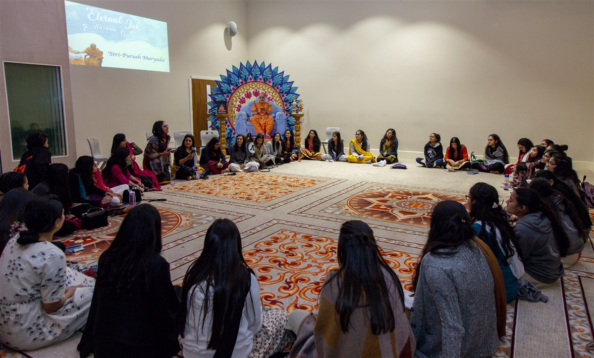 National Kishore-Kishori Mandal Winter Camp, Leicester