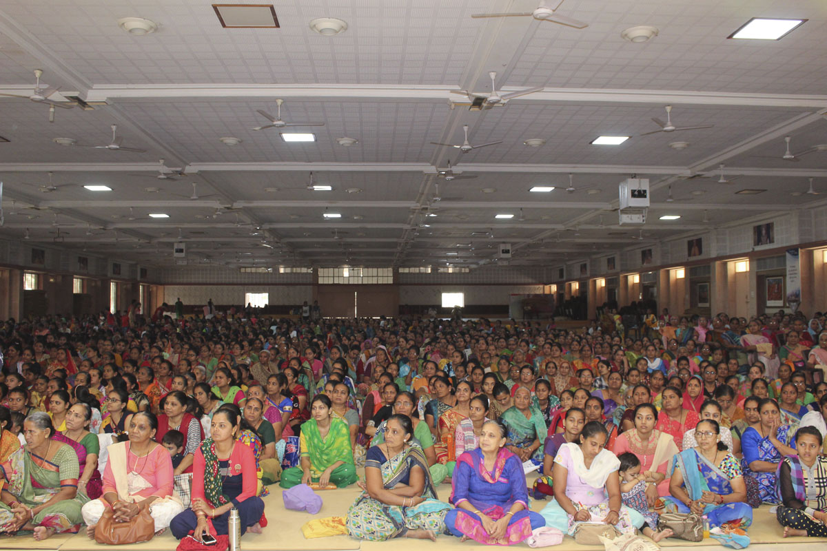 Women's Day Celebration 2019, Bhavnagar