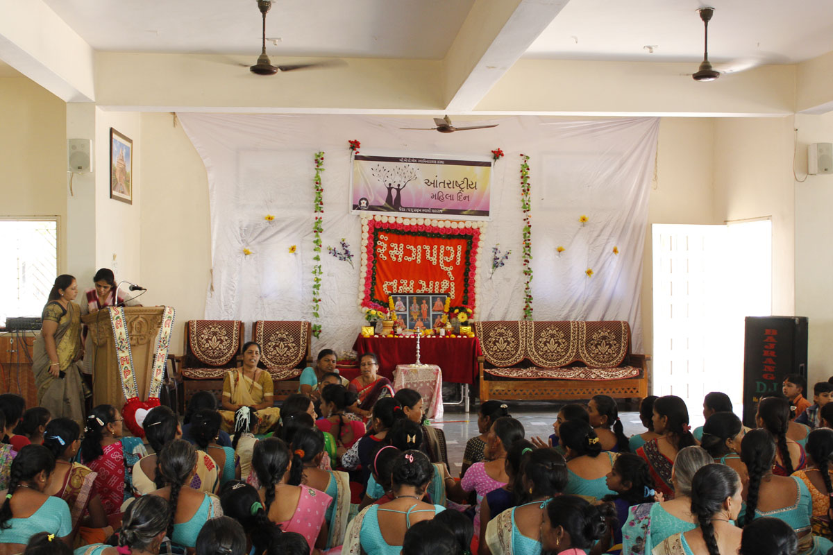 Women's Day Celebration 2019, Mandvi
