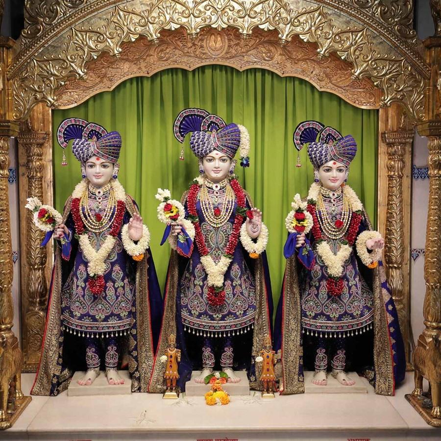 Kitchen Gallery Surat Gujarat: HH Mahant Swami Maharaj's Vicharan, Surat, India