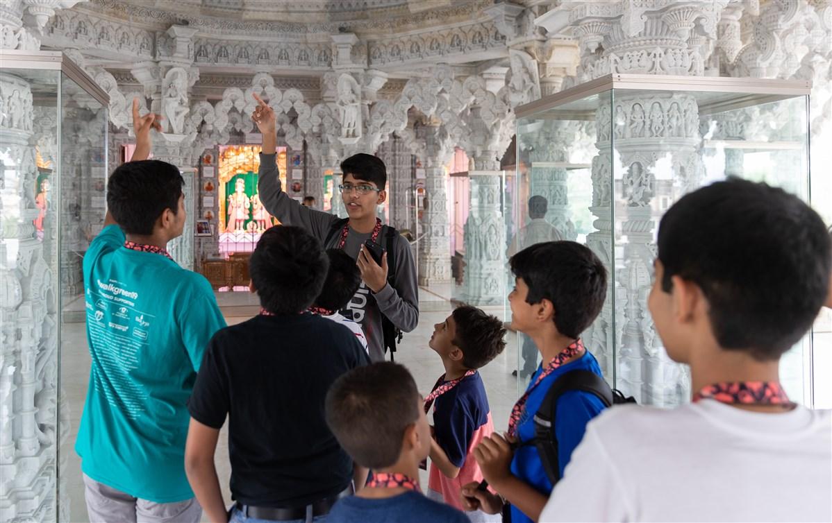 BAPS Shri Swaminarayan Mandir - Houston - News