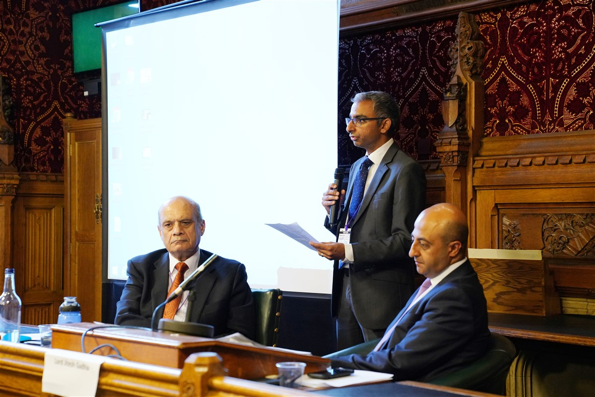 Organ Donation Launch in Parliament, UK