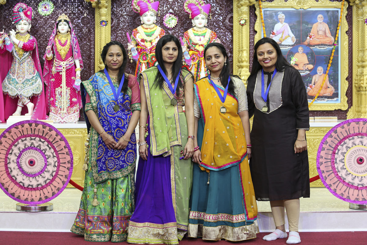 Janmashtami Mahila Celebration 2019, Perth