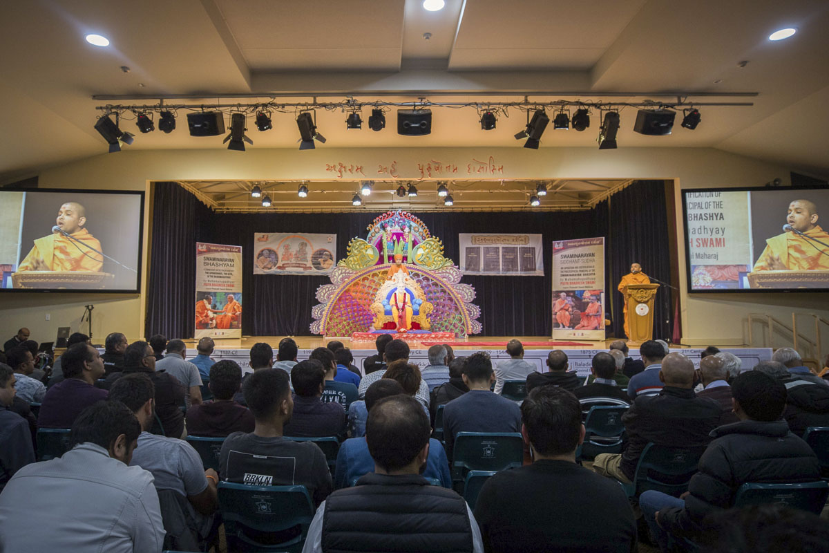 HH Mahant Swami Maharaj's 86th Birthday Celebration, Auckland
