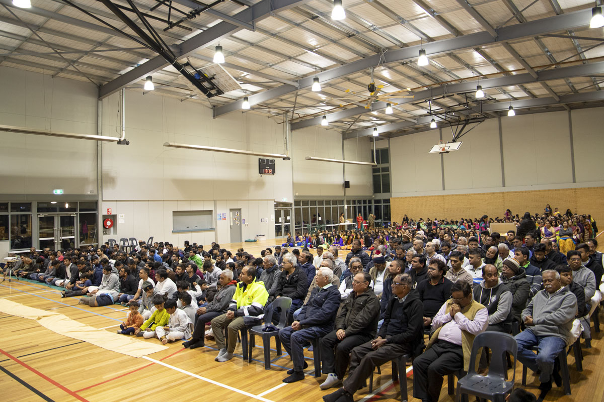HH Mahant Swami Maharaj's 86th Birthday Celebration, Tarneit