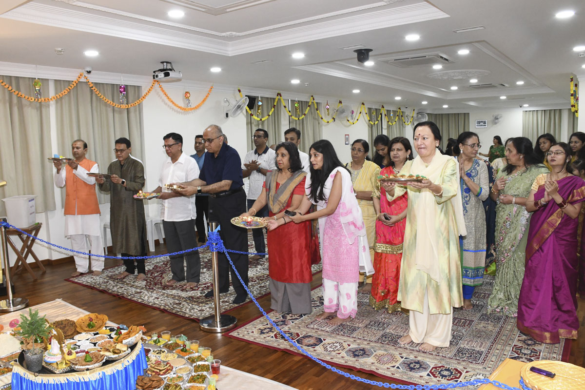 Diwali and Annakut Celebration 2019, Singapore