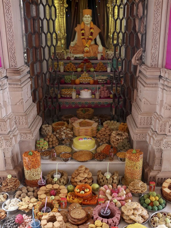 Diwali and Annakut Celebration 2019, Bhavnagar