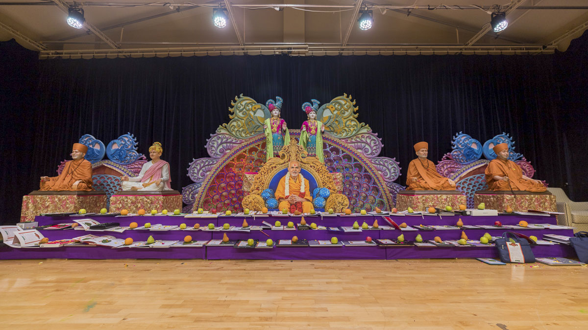 Diwali and Annakut Celebration 2019, Auckland
