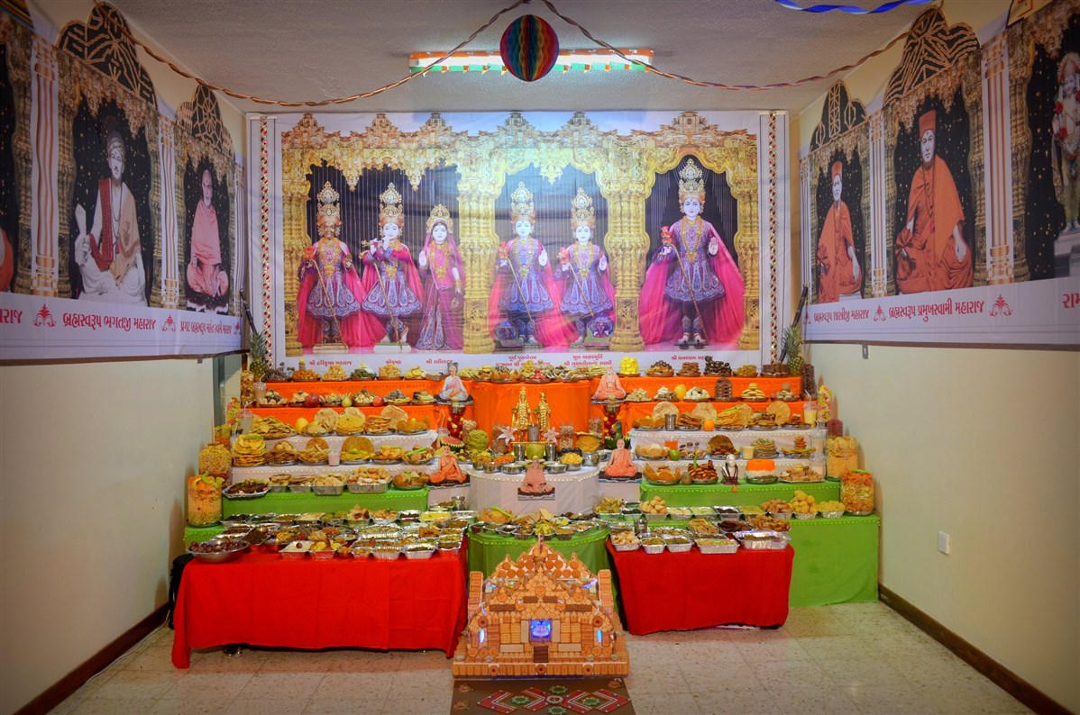 Diwali and Annakut Celebration 2019, Qatar