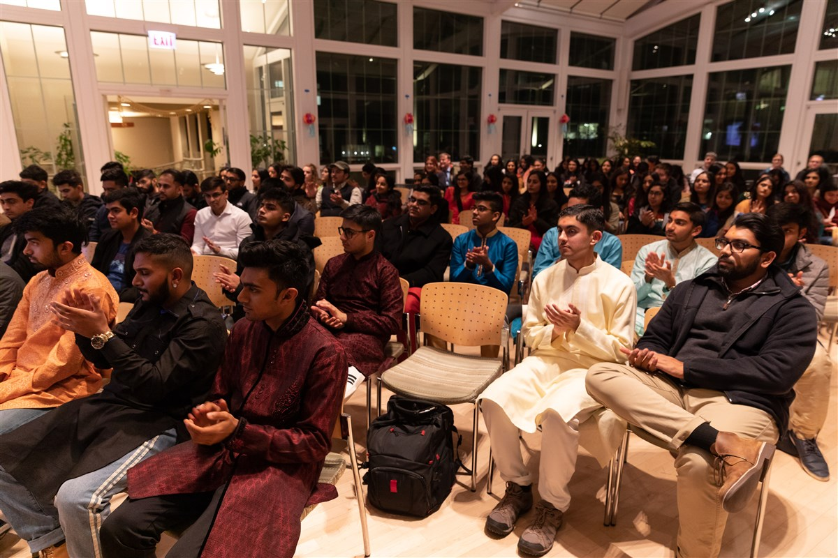 BAPS Campus Diwali Celebration at Loyola University